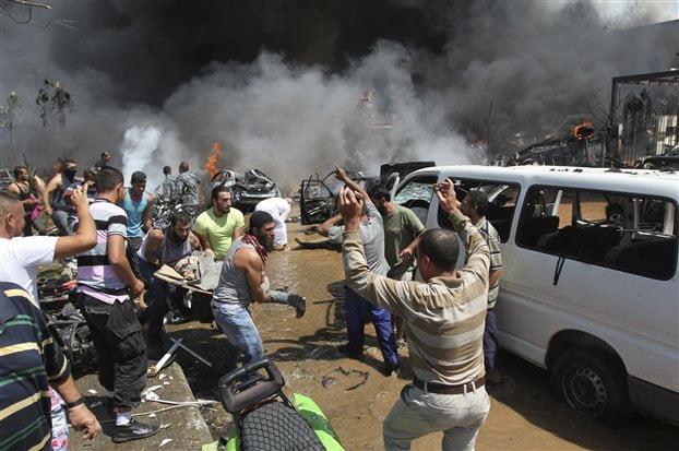 Λίβανος:Στους 27 οι νεκροί από τις εκρήξεις στην πόλη της Τρίπολης