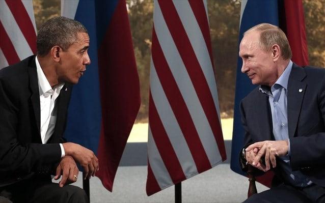 Ματαίωση της συνάντησης Ομπάμα – Πούτιν στη Μόσχα το Σεπτέμβριο