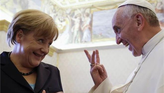 Πάπας: Η επέμβαση στη Συρία συνδέεται με εμπόριο όπλων