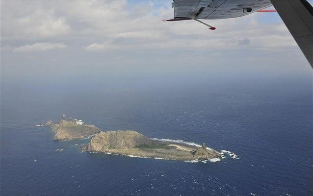 Ιαπωνία: Κινεζικά πλοία εισήλθαν στα χωρικά ύδατα διαφιλονικούμενου νησιωτικού συμπλέγματος