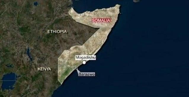 Για επιδρομή στη Σομαλία κατηγορεί την Τουρκία και τη Βρετανία η αλ Σεμπάμπ