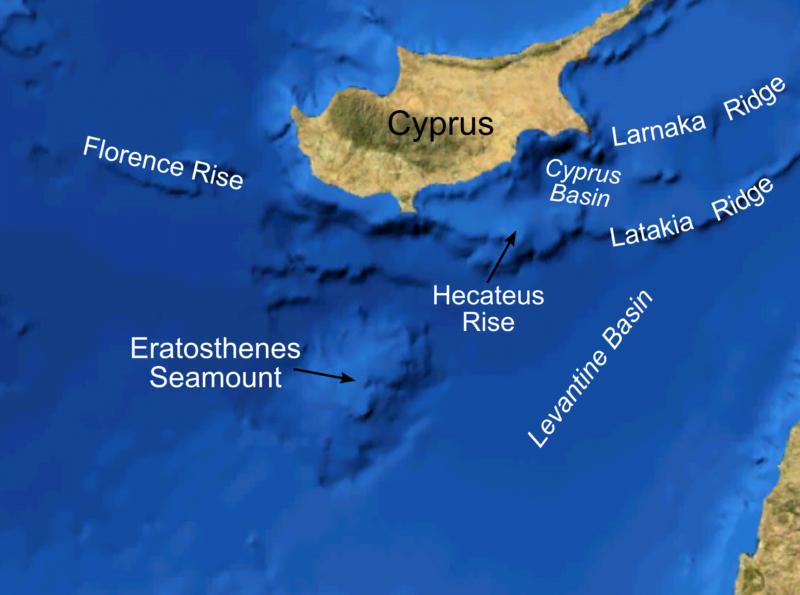 Αινιγματικό άρθρο του Daniel Pipes για το φυσικό αέριο της Κύπρου!