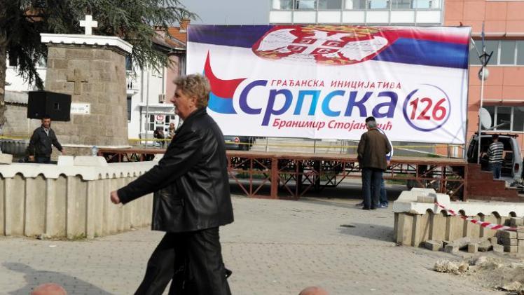 Αποχή «ψήφισαν» οι Σέρβοι του Κοσόβου