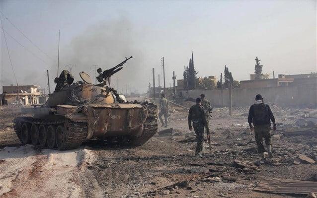 Ισλαμιστές μαχητές που παραδόθηκαν στον Συριακό Στρατό δήλωσαν πως εκπαιδεύοντο σε Αμερικανικές Βάσεις-Ρωσικός Στρατός