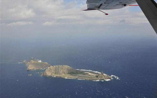 Αεροσκάφη των ΗΠΑ πάνω από τα διαμφισβητούμενα νησιά Ιαπωνίας – Κίνας