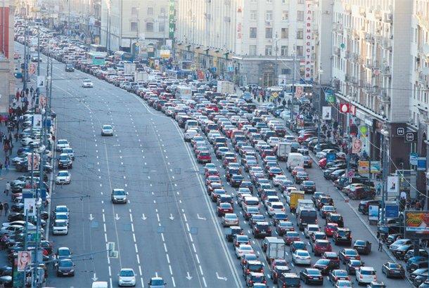 Μόσχα, η πρωτεύουσα του ευρασιατικού καπιταλισμού