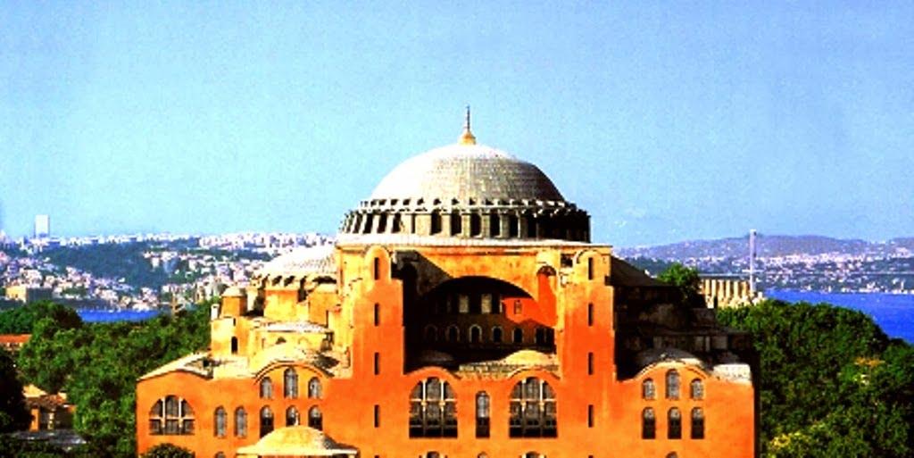 Αντίγραφο της Αγίας Σοφίας στη Συρία: Όλες οι λεπτομέρειες για το έργο