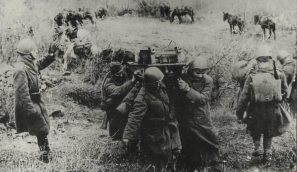 22 Δεκεμβρίου 1940, ο Ελληνικός Στρατός απελευθερώνει την Χιμάρα