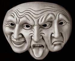 Όταν πέφτουν οι μάσκες της πολιτικής