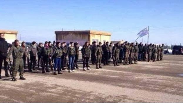 Συρία: Οι Χριστιανοί δημιούργησαν Δυνάμεις Αυτοάμυνας