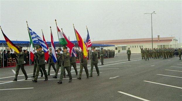 Στη Λάρισα (;) το στρατηγείο της επιχείρησης στην Κεντροαφρικανική Δημοκρατία