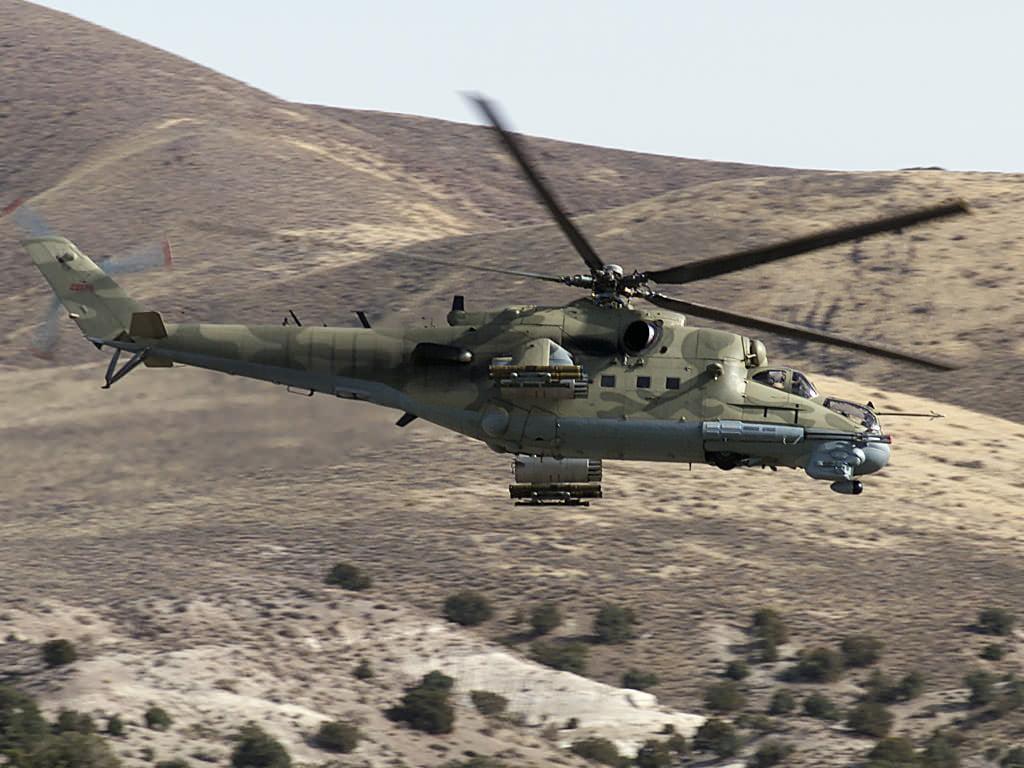 Μοίρα ελικοπτέρων θα ενισχύσει τη ρωσική αεροπορική βάση Ερεμπούνι της Αρμενίας