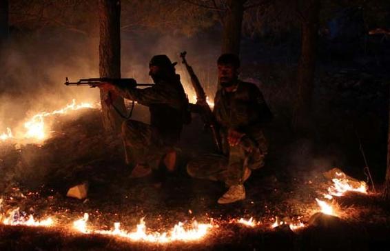 Πιθανή ανάπτυξη Αιγυπτιακών στρατευμάτων εντός Συριακού εδάφους