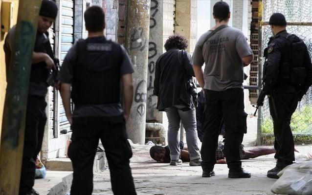 Βραζιλία: Δώδεκα δολοφονίες μέσα σε μια νύχτα στο Σάο Πάολο