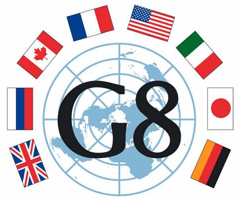 Σύνοδος των εκπροσώπων της ομάδας G8 στη Μόσχα, 28-29 Ιανουαρίου