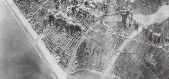 Οι βομβαρδισμοί του Πειραιά – Σπάνιο κινηματογραφικό υλικό