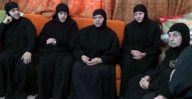 Reuters: Ελεύθερες οι 12 ορθόδοξες μοναχές που είχαν απαχθεί στη Συρία