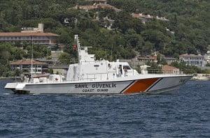 Νέο ΒΙΝΤΕΟ, κυνηγητό Ελλήνων και Τούρκων στο βόρειο Αιγαίο