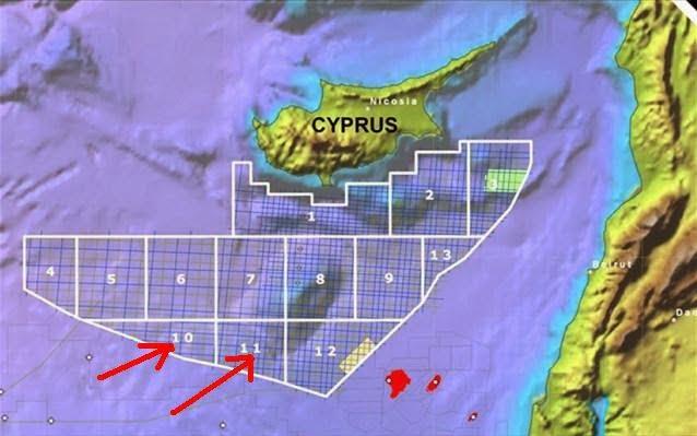 Το 2015 η γεώτρηση της Total στην κυπριακή ΑΟΖ