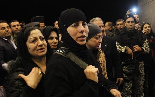 Συρία: Με 150 κρατούμενους του καθεστώτος ανταλλάχθηκαν οι 13 καλόγριες
