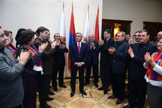 Η Αρμενία απομακρύνεται από την Ευρώπη