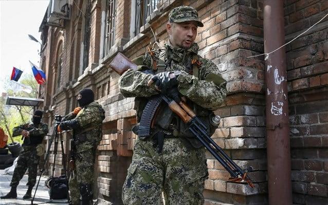 Ουκρανία: Εκπρόσωπος του ΟΑΣΕ είχε συνάντηση με αυτονομιστές