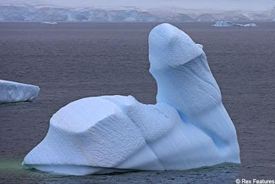 Αποπομπή Σαμπιχά – Η κορυφή του παγόβουνου