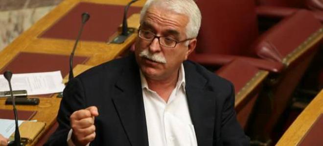 Παραιτήθηκε από τη ΝΔ ο Θανάσης Γιαννόπουλος