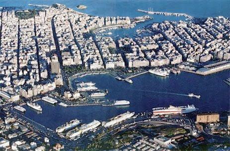 Λι: Ο Πειραιάς, το μεγαλύτερο λιμάνι της Ευρώπης!