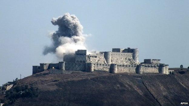 Η καταστροφή των αρχαίων μνημείων στη Συρία