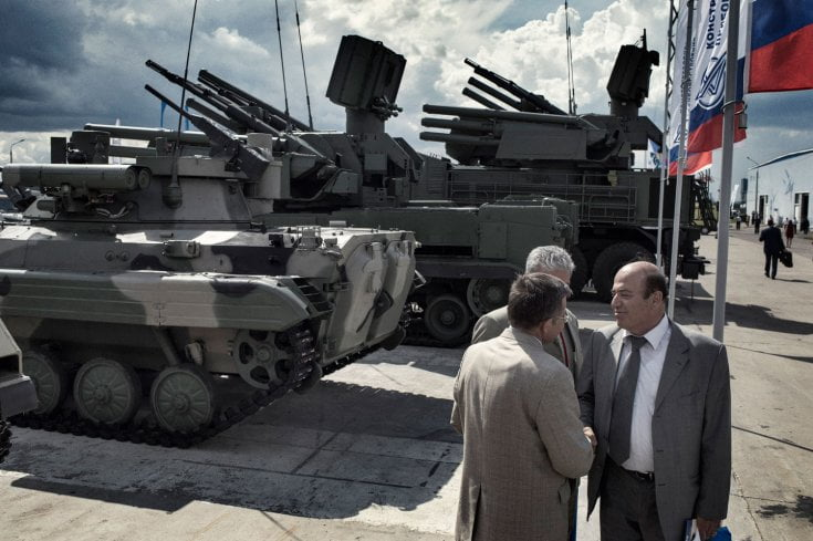 Πούτιν: Η αμυντική βιομηχανία της Ρωσίας είναι απολύτως αυτάρκης