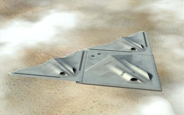 «Εξωτικές» τεχνολογίες για την αεροπορία του 2040