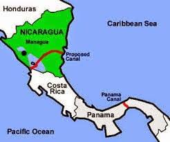 Νικαράγουα: Εντός του 2014 η Κατασκευή του Καναλιού που Θα Συνδέει Ατλαντικό και Ειρηνικό