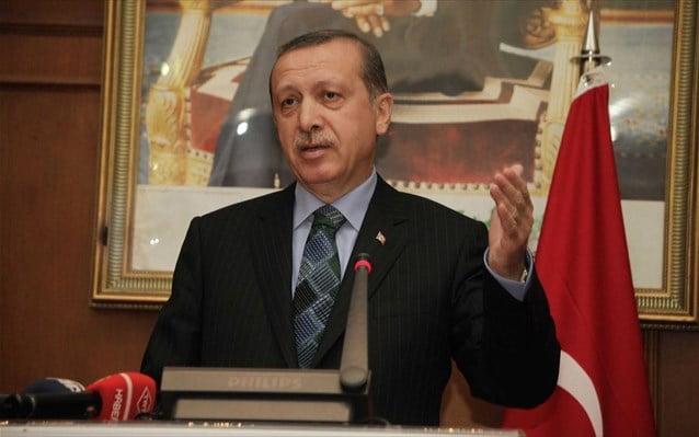 Ο Ερντογάν επιστρέφει βραβείο σε αμερικανοεβραϊκή οργάνωση