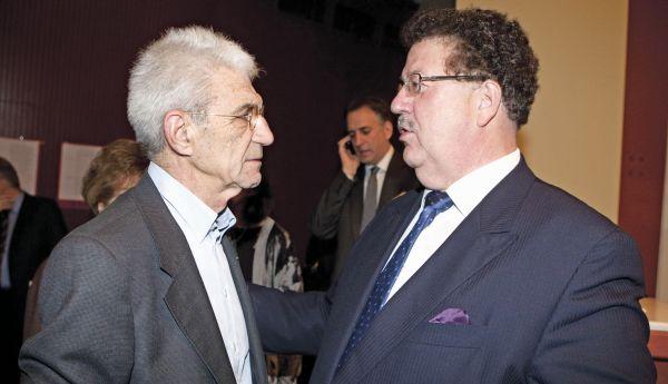 Οι διάλογοι μεταξύ των δύο ανδρών στη μυστική συνάντηση που είχαν στο δημαρχείο Θεσσαλονίκης