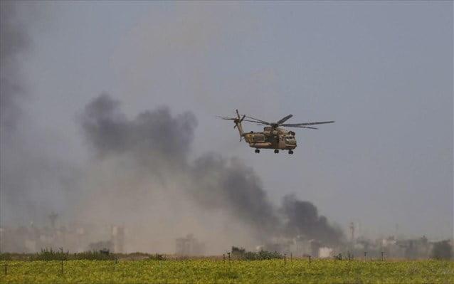 Οι ΗΠΑ επανεφοδίασαν το Ισραήλ με πολεμοφόδια