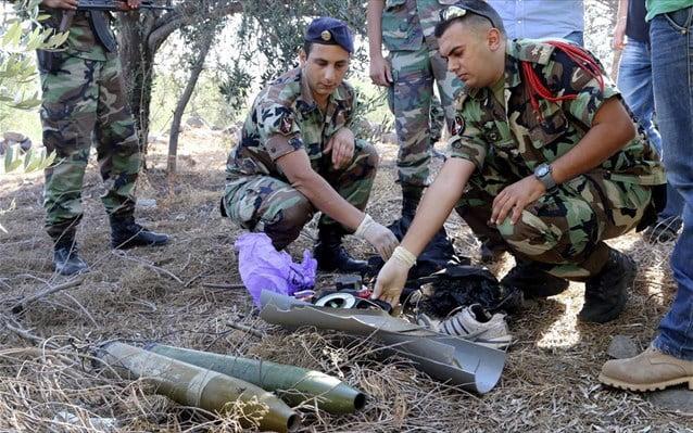 Ισραήλ: Εκτόξευση πυραύλων από το Λίβανο