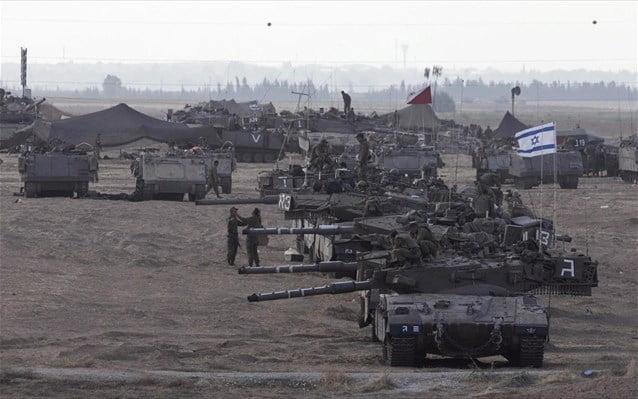 ΣΟΚ ΚΑΙ ΔΕΟΣ στην Λωρίδα της Γάζας – Πάνω από 80 Ισραηλινά μαχητικά εμπλέκονται σε oλονύχυτιες συγκρούσεις