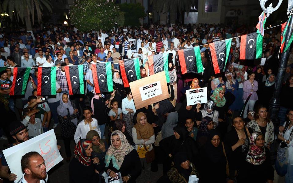 Εκκενώθηκε η πρεσβεία των ΗΠΑ στη Λιβύη