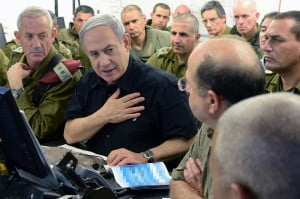 Netanyahu's Bloody Calculations