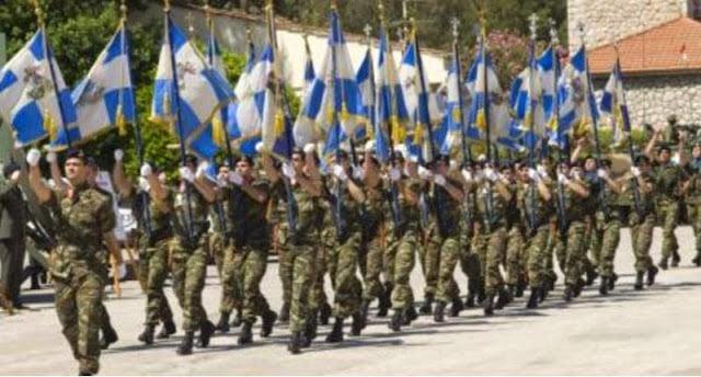 «Οι Έλληνες στρατιώτες υπόσχονται να εισβάλουν στην Κύπρο-Σκόπια και να πάρουν την Αγιά Σοφιά»