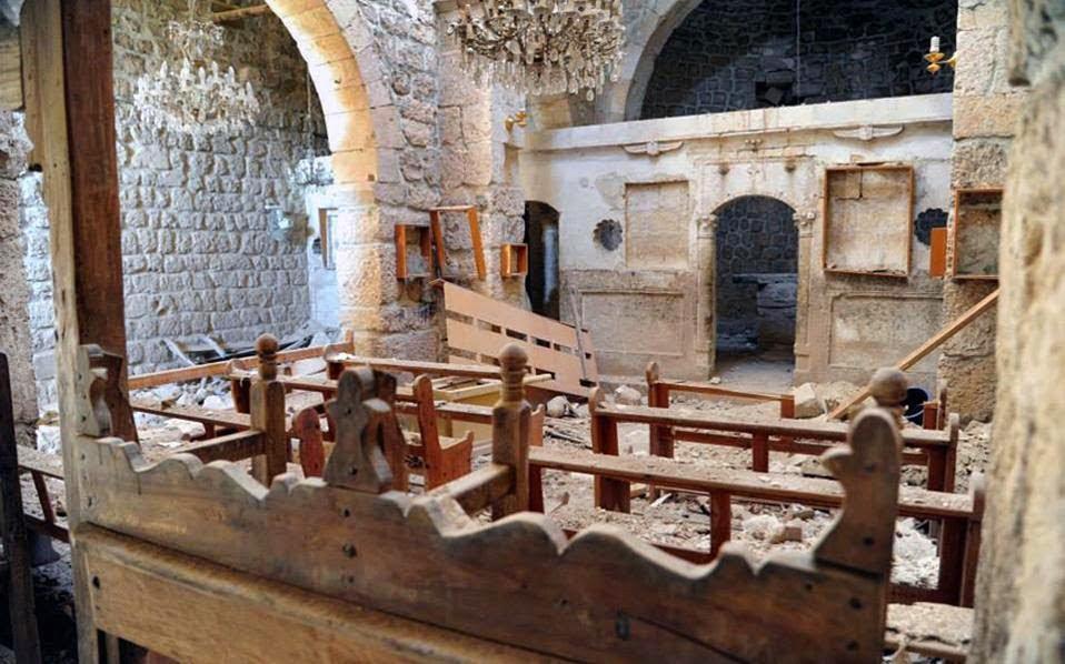 Ο διωγμός των Χριστιανών από τη Συρία και το Ιράκ για την ανασχεδίαση του χάρτη της Μέσης Ανατολής (1)