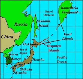 Ρωσία-Ιαπωνία: Έμμεση χειρονομία Μόσχας αν και ένταση