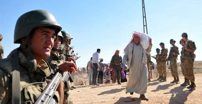 Ανοιχτό το ενδεχόμενο χρήσης τούρκων στρατιωτών στη Συρία αφήνει ο Ερντογάν