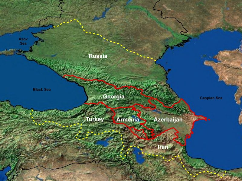 Η Ρωσία ρίχνει λάδι στη φωτιά στον Νότιο Καύκασο, για να ελέγξει Αρμενία και Αζερμπαϊτζάν
