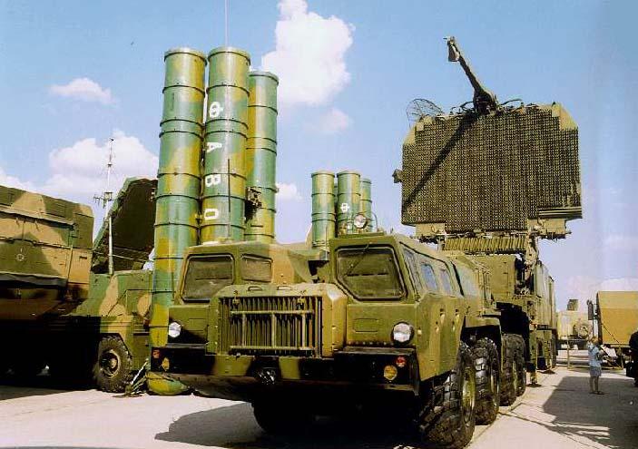 Πυραυλικά συστήματα S-300 αποκτά η Αίγυπτος