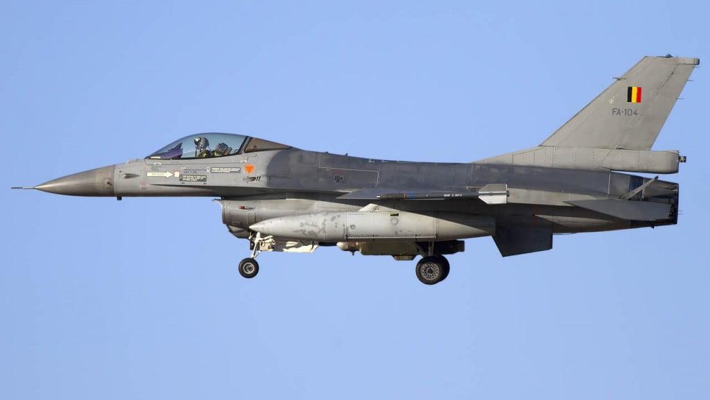 Βέλγιο και Ολλανδία συμμετέχουν με 6+6 F- 16 στο διεθνή συνασπισμό εναντίον του Ισλαμικού Κράτους