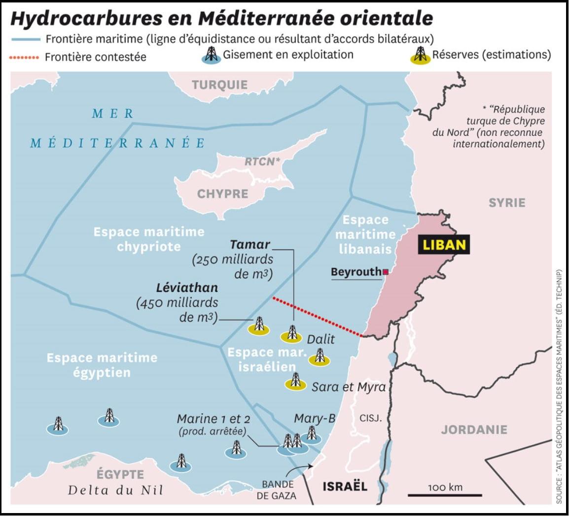 Σαουδαραβία – Γαλλία ετοιμάζουν νέο γύρο πολέμου στον Λίβανο