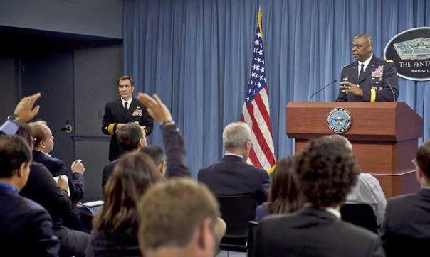 Οι αμερικανικές επιθέσεις έχουν καταστρέψει σημαντικό αριθμό τεθωρακισμένων του 'ΙΚ'
