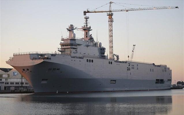 Ρωσία: Η Γαλλία ουδέποτε μας ενημέρωσε για αδυναμία να παραδώσει τα Μιστράλ